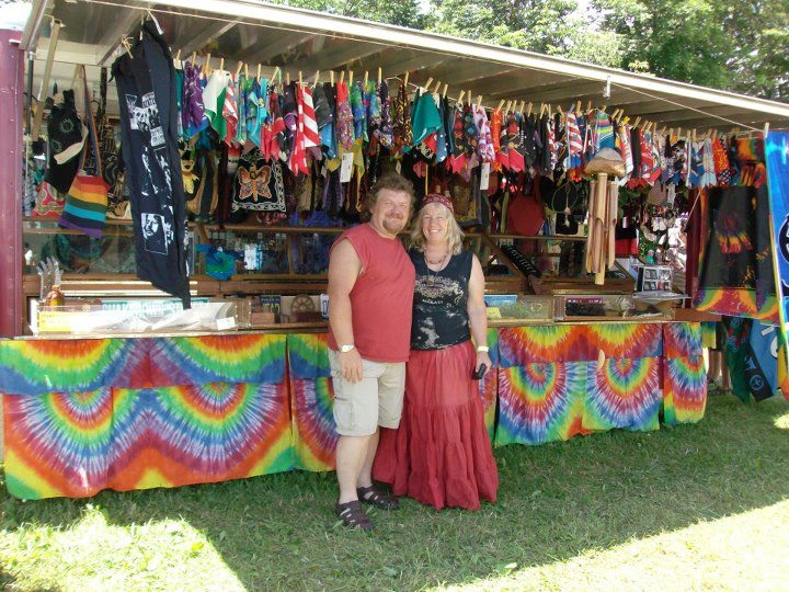 Exhibitors vendors for Sugarloaf craft festival nj